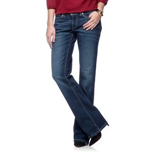 Levi 529 Winding Road Curvy Boot Cut Jeans